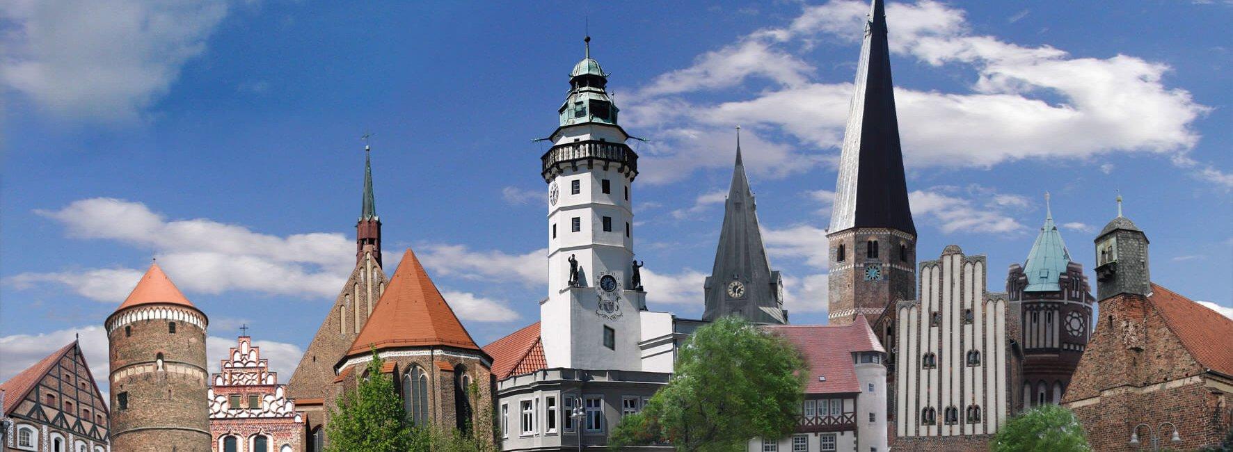 historische salzwedeler Gebäude